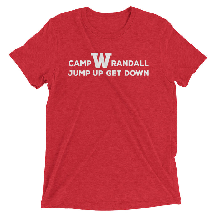 Jump Up Get Down tee