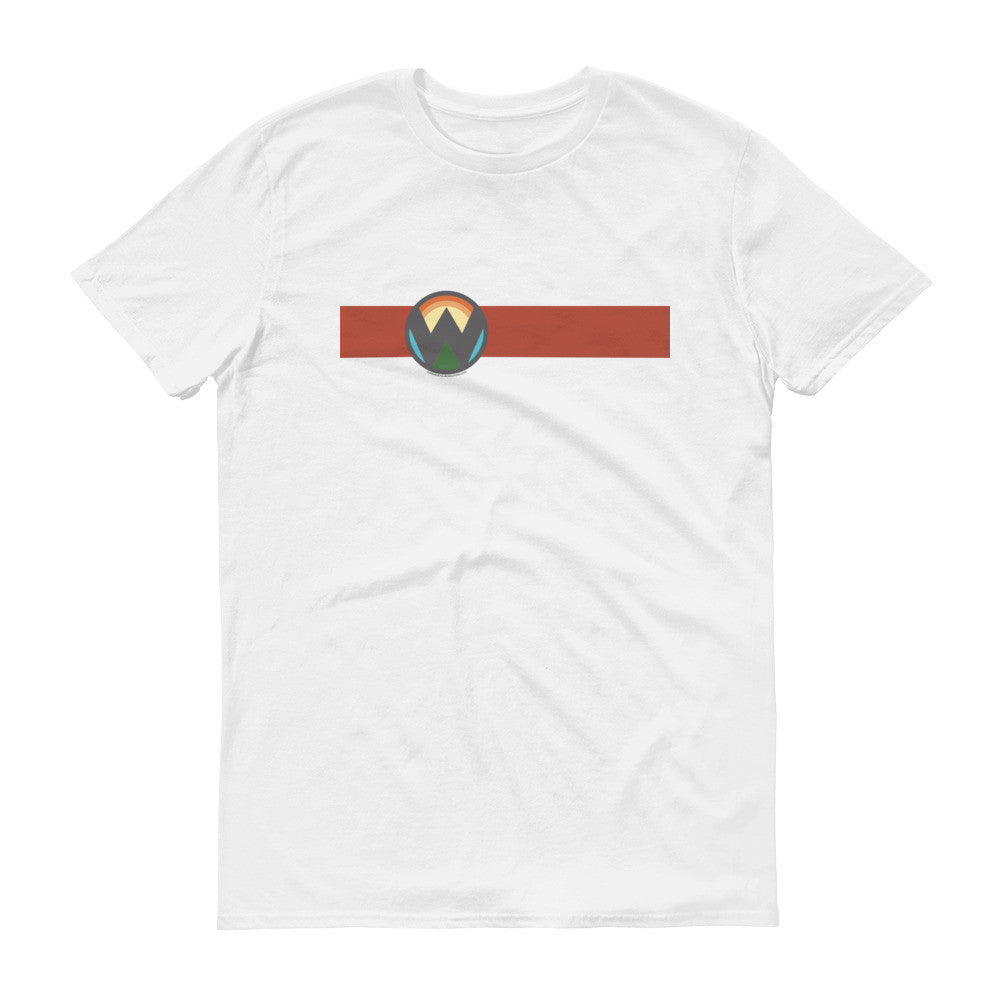 Wisco chest stripe tee