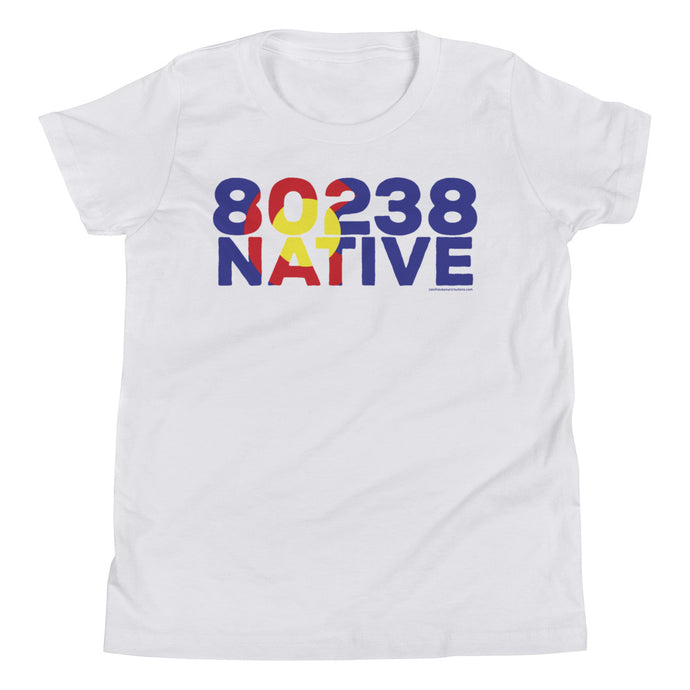 Colorado Native: Stapleton Edition Youth Tee