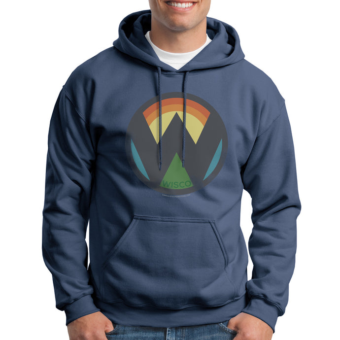 We Love Wisco Logo Hoodie
