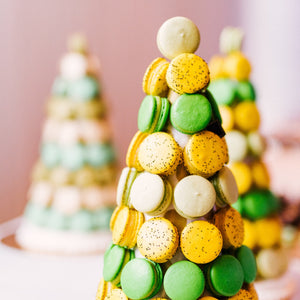 Load image into Gallery viewer, Macaron Tower