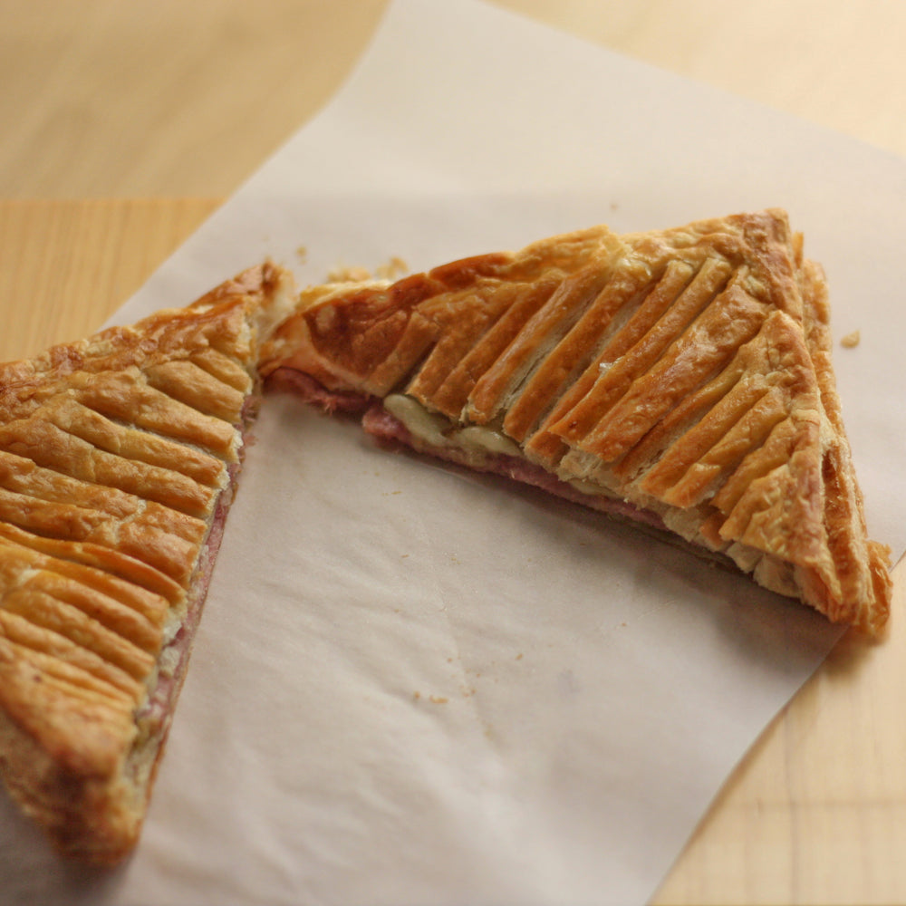 Load image into Gallery viewer, Galette Ham & Cheese
