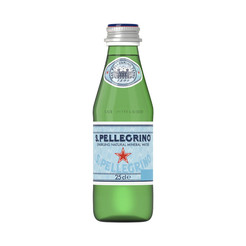 Load image into Gallery viewer, San Pellegrino - Sparkling natural mineral water