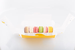 Box of 6 Macarons