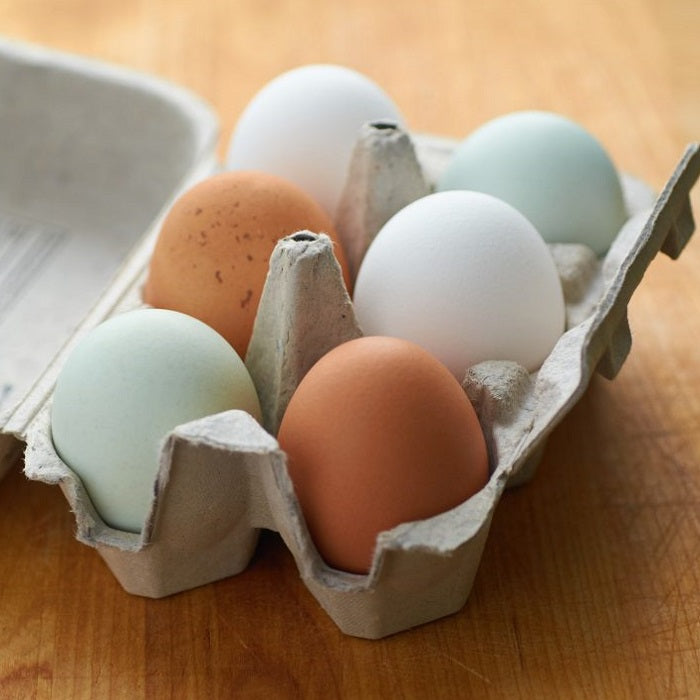 Ontario free-run eggs (8 pcs)