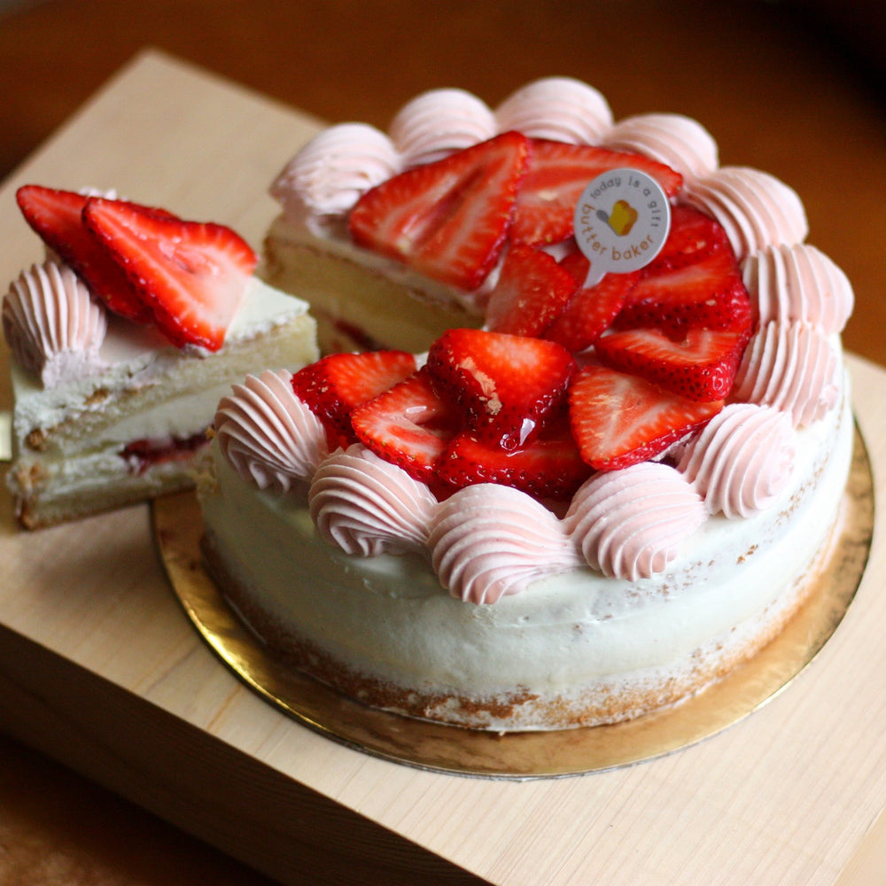 Baker's Strawberry Shortcake