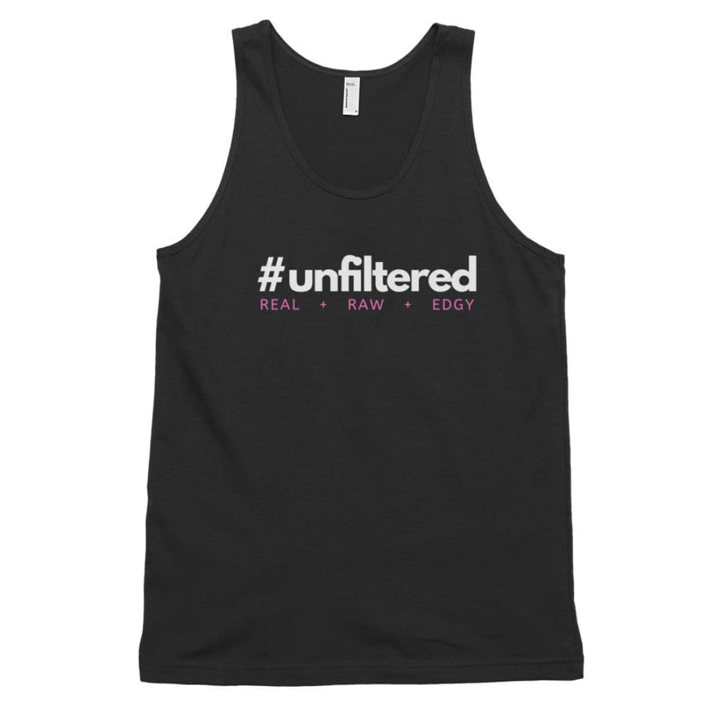 #UNFILTERED Ladies Classic Tank Top - XS - Tank Top