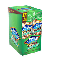 Wasabi & Soy Sauce Almonds in 1.5oz Tubes, Package of 12