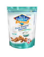 14oz Bag of Oven Roasted Sea Salt Almonds