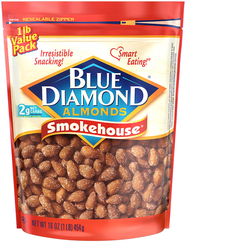16oz Bag of Smokehouse® Almonds