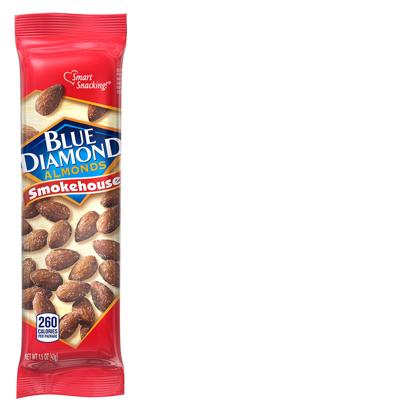 Individual 1.5oz Tube of Smokehouse® Almonds