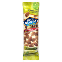 BOLD Spicy Dill Pickle Almonds: 1.5oz Snack Tubes (Pack of 12)