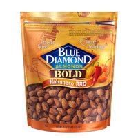Habanero BBQ Almonds, 25oz Individual Bag