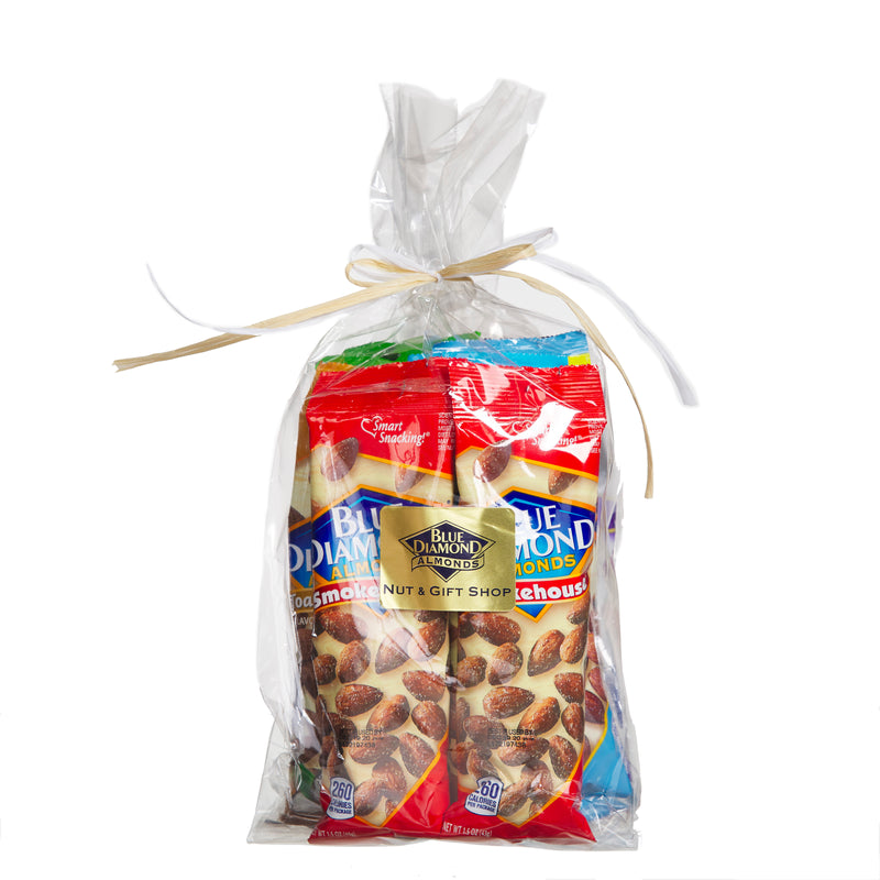 Variety Almond 1.5 oz. Snack Pack
