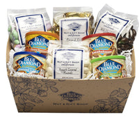 Classic Assorted Almond Nuts Gift Basket