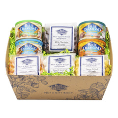 Deluxe Sweet & Citrus Almond Gift Tray