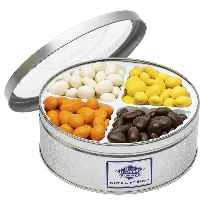 Sweet & Citrus Premium Almond Nuts Tin