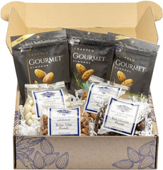 Deluxe Almond Favorites - Large Gift Box