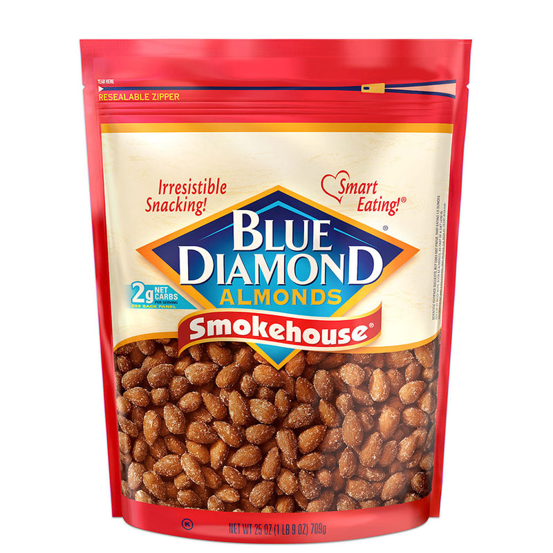 25 oz Bag of Smokehouse® Almonds
