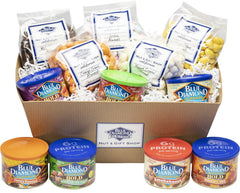 Sweet & Savory Almond Nuts Gift Basket