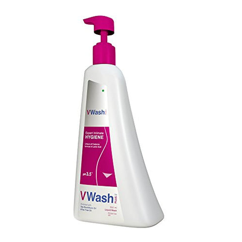 VWash Plus Pump - 350 ml