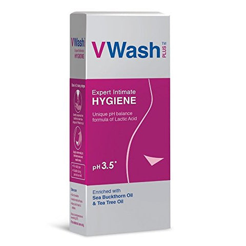 VWash Intimate Hygiene Wash (200 ml)