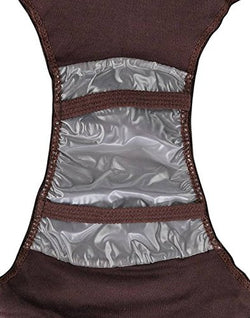 Blazon Women's Periods Panty ( Brown )