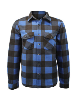 Lumber Shirt - Kids Blue