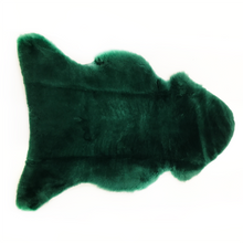 Medical Sheepskin - Green