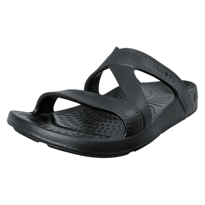 Hailey Slide - Black