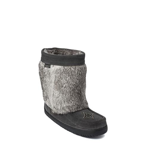 Waterproof Half Mukluk - Charcoal