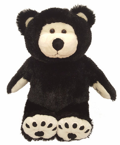 Warm Buddy - Beary Black