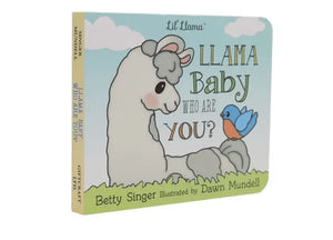 Llama Baby Where Are You? - Book