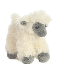 Black Face Sheep Mini Flopsie