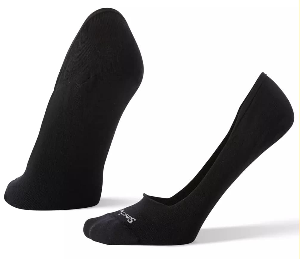 Women's Secret Sleuth No Show Socks - Black