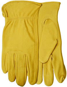 Range Rider Glove Lined - Gold
