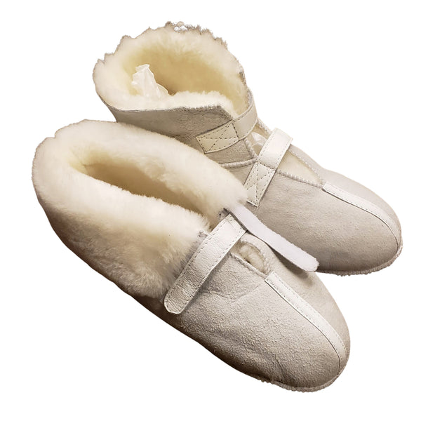 Medical Slippers - Natural