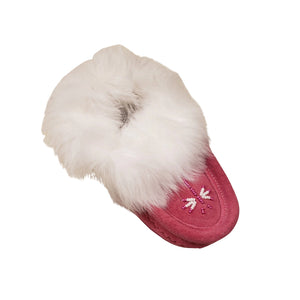 Infant & Children's Moccasins - Pink