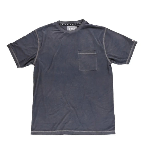 Heather Charcoal Men's PJ Pocket Tee