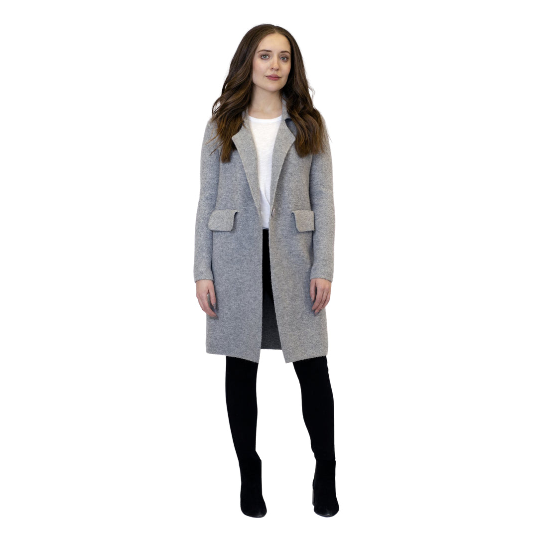 Fiona Coat - Grey