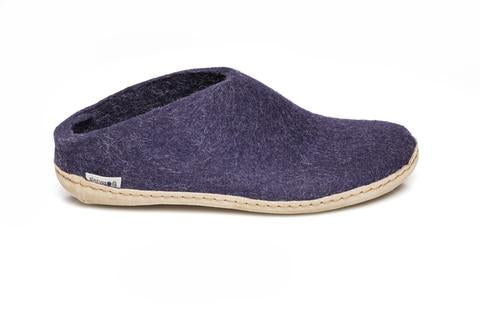 Glerups Open Heel - Purple
