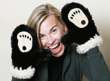 Bear Paw Mitts - Adult