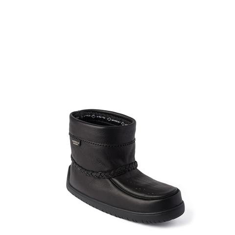Waterproof Tamarack Ankle Mukluk - Black