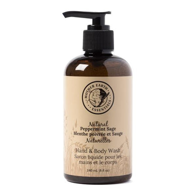 Peppermint Sage Hand & Body Wash