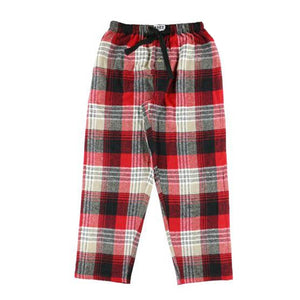 Country Plaid Flannel PJ Pants