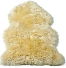 Sheepskin Rugs - Assorted Colors