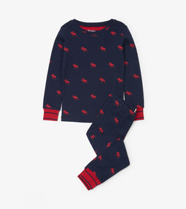 Red Moose Organic Cotton Pajama Set
