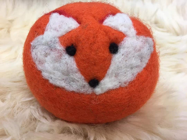 Wool Dryer Balls - Animals