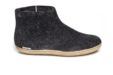 Glerups Ankle Boots - Charcoal