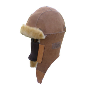 Sheepskin Hard Hat Liners